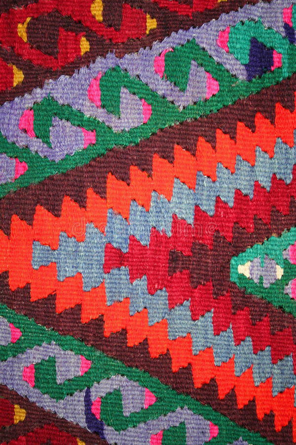 Carpet pattern royalty free stock image