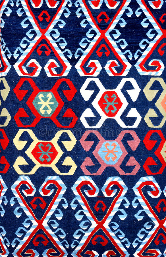 Carpet Pattern stock image