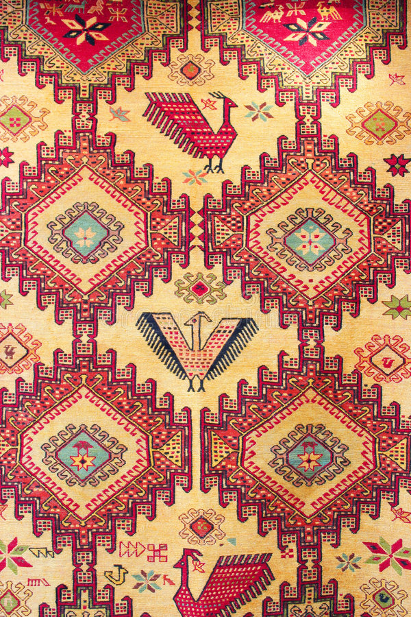 Carpet with pattern royalty free stock images