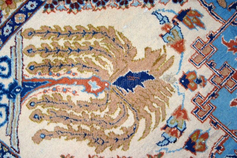 Carpet pattern as background stock photos