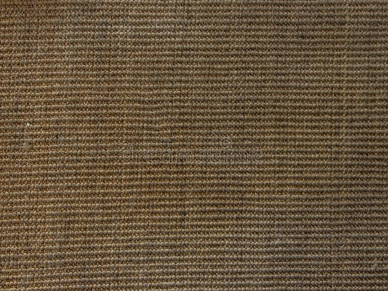 Carpet. Sisal material.Abstract background.Space for text. royalty free stock image