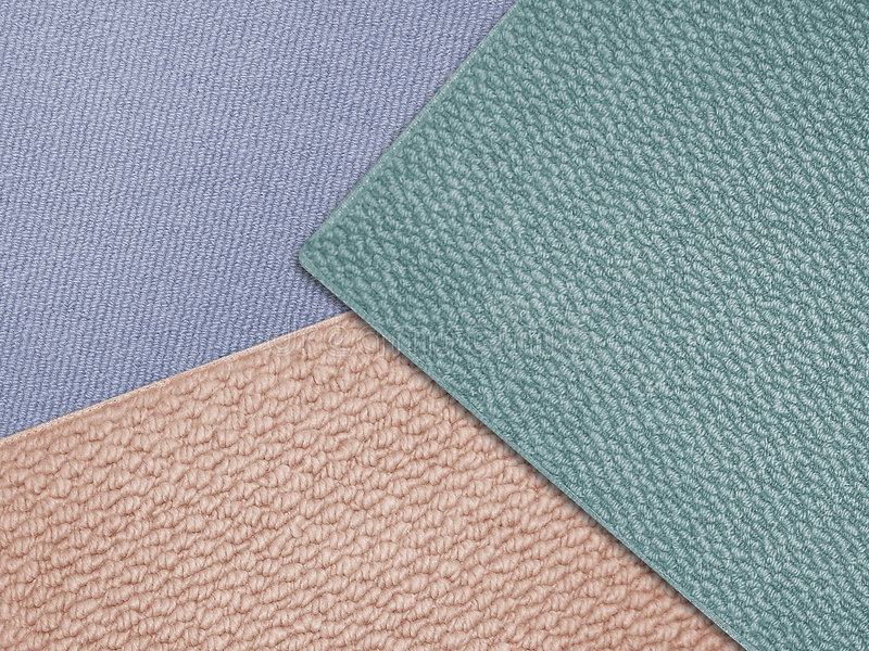 Carpet Swatches 02 royalty free stock image