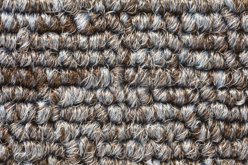 Carpet Texture Macro stock photo