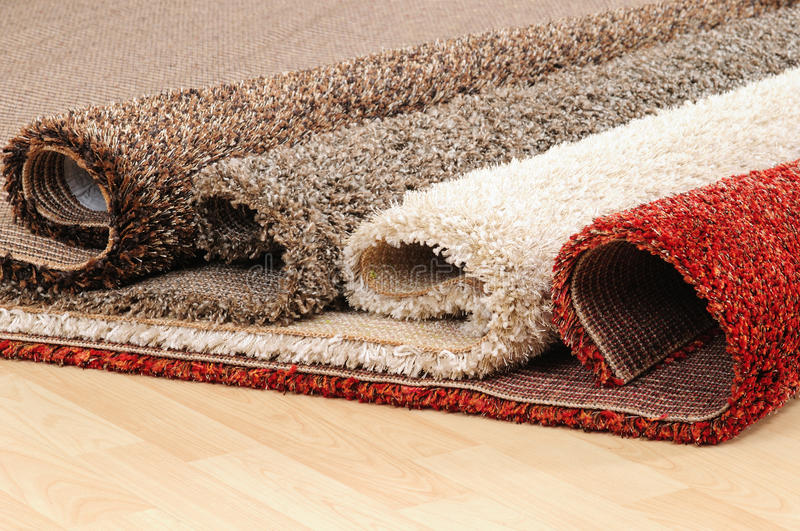 Carpets. royalty free stock images