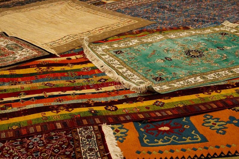 carpets turk royaltyfri foto
