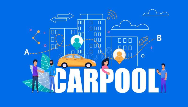 Carpool People Stock Illustrations – 327 Carpool People