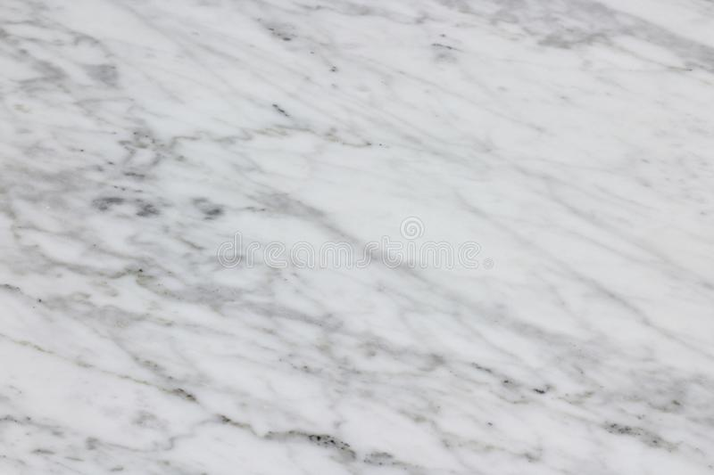 Carrara marble from a beautiful stone royalty free stock photography