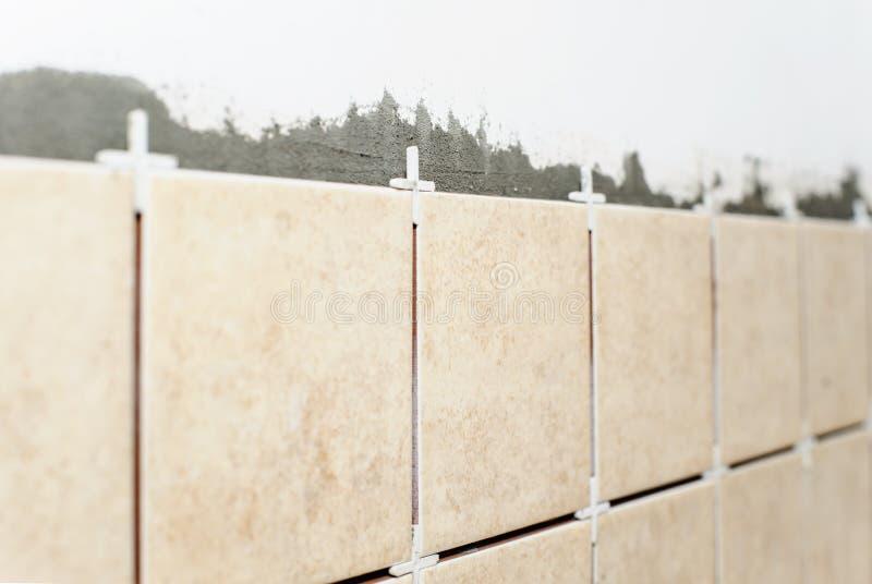 Download Carreaux De Céramique Sur Le Mur Image stock - Image du ceramic, maison: 77155261