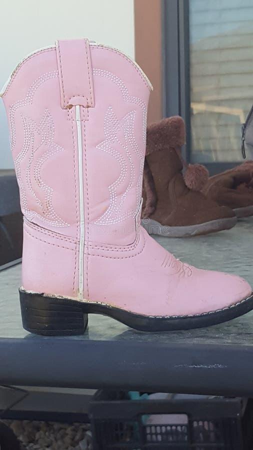 Carregadores cor-de-rosa fotografia de stock royalty free