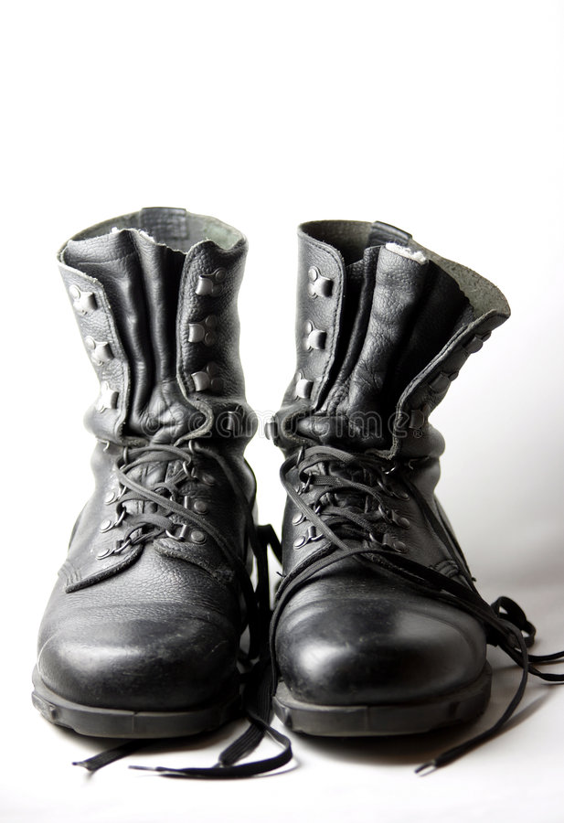 Carregadores do exército imagens de stock royalty free