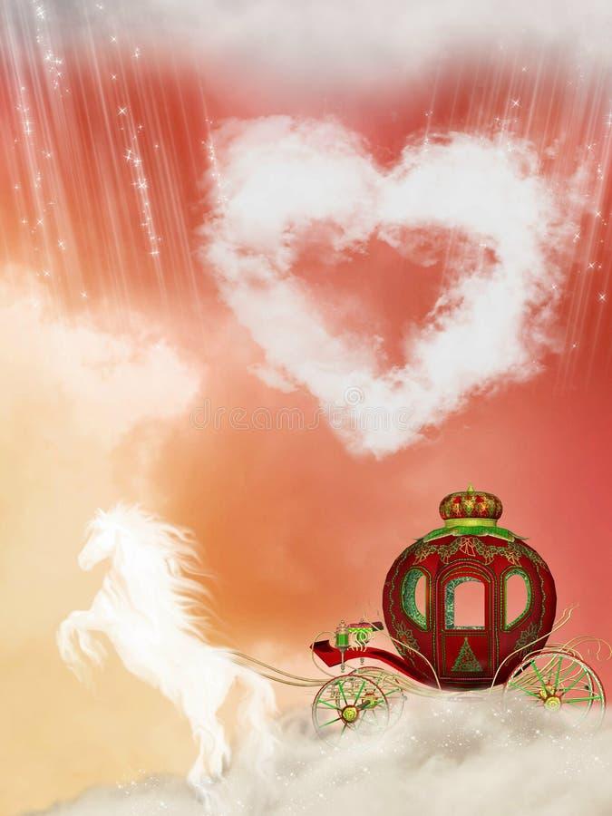 Carrello royalty illustrazione gratis