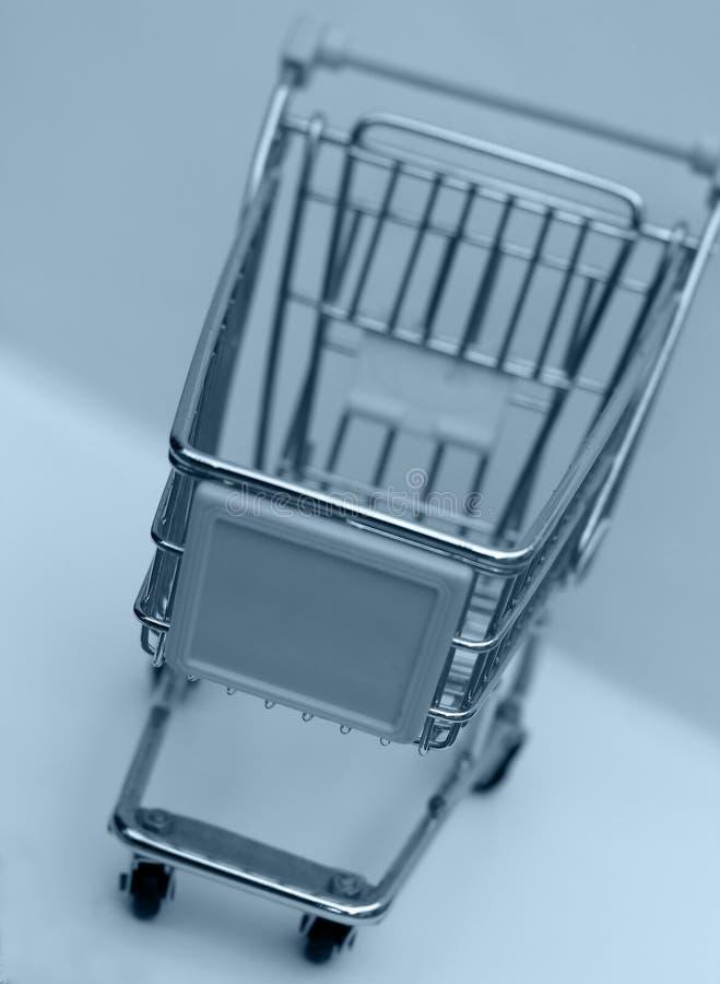 Download Carrello di acquisto #4 immagine stock. Immagine di riflessione - 350365