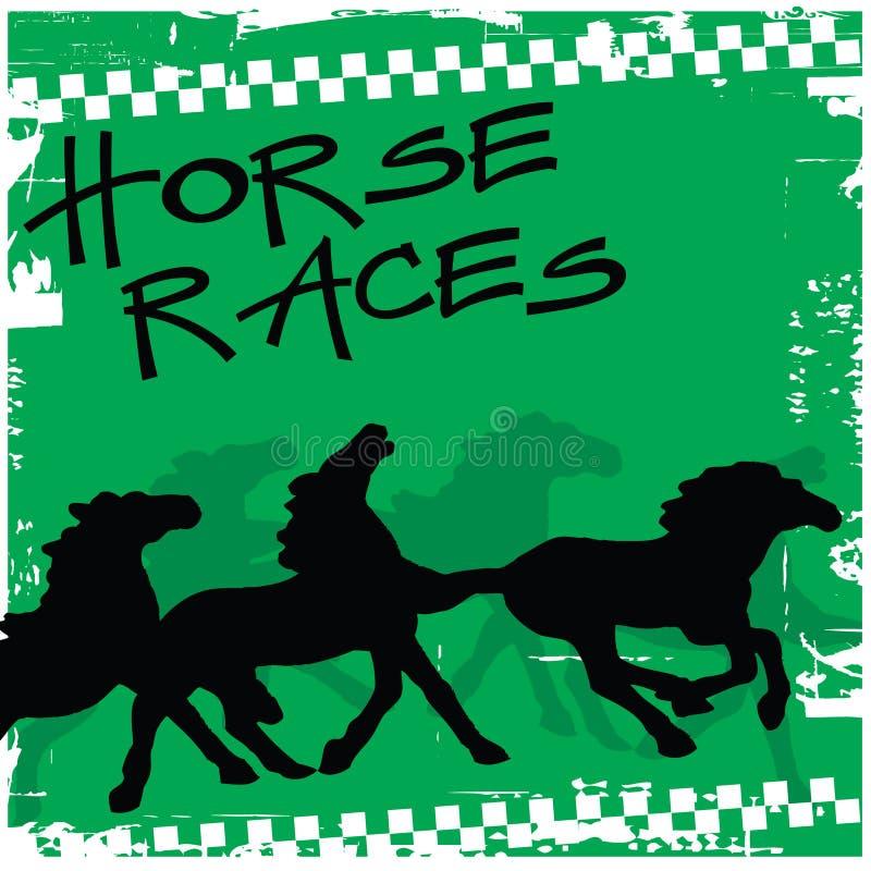 Carreras de caballos libre illustration