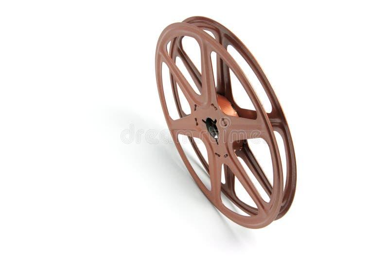 Download Carretel De Película Do Filme Foto de Stock - Imagem de isolado, branco: 12807336