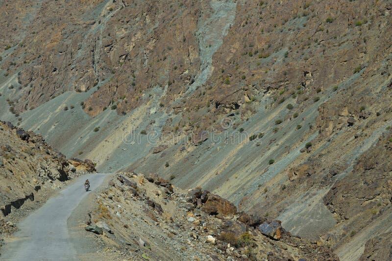 Carretera de Karakorum Paquistán septentrional fotos de archivo
