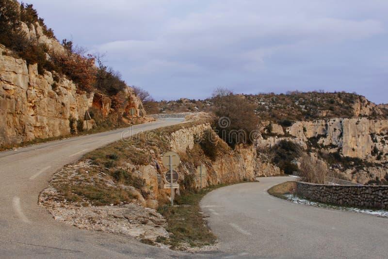 Carretera del tráfico fotos de archivo