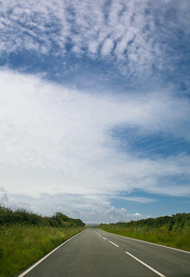 Download Carretera nacional foto de archivo. Imagen de drive, paisaje - 7275576