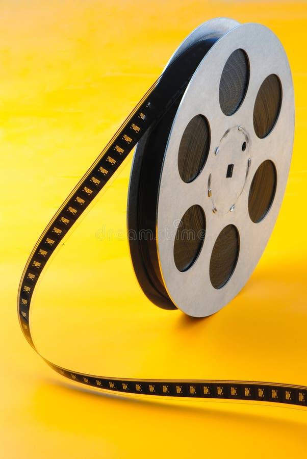 Carretes de película foto de archivo