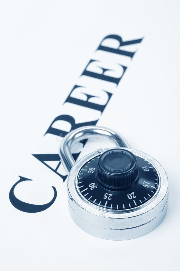 Carrière royalty-vrije stock afbeelding