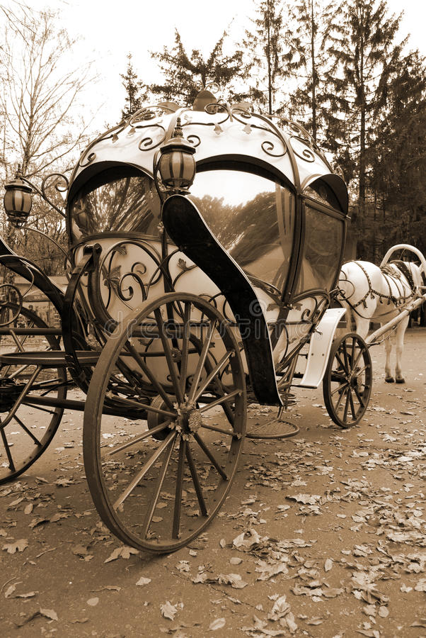 Free Carriage From Fairy Tale Stock Photo - 11484430