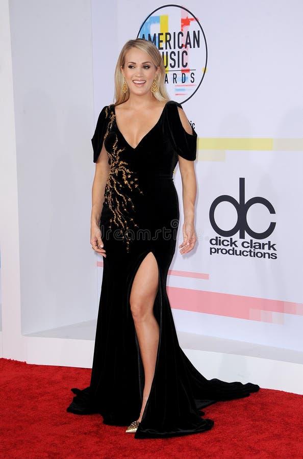 Carrie Underwood images libres de droits