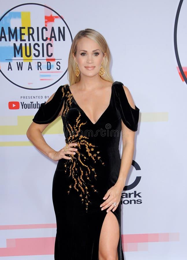 Carrie Underwood photo libre de droits