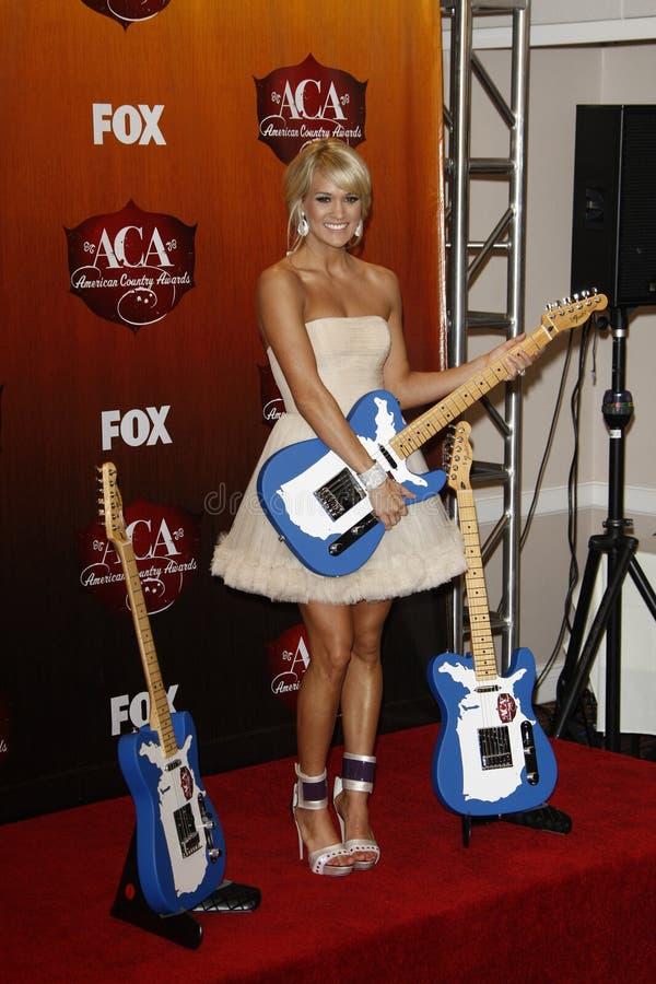 Carrie Underwood photographie stock libre de droits