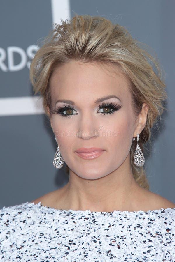 Carrie Underwood imagem de stock