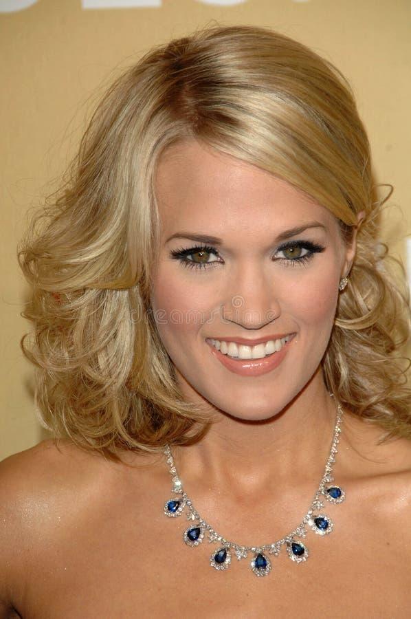 Carrie Underwood immagine stock