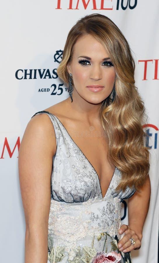 Carrie Underwood photos libres de droits