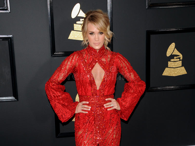 Carrie Underwood images stock