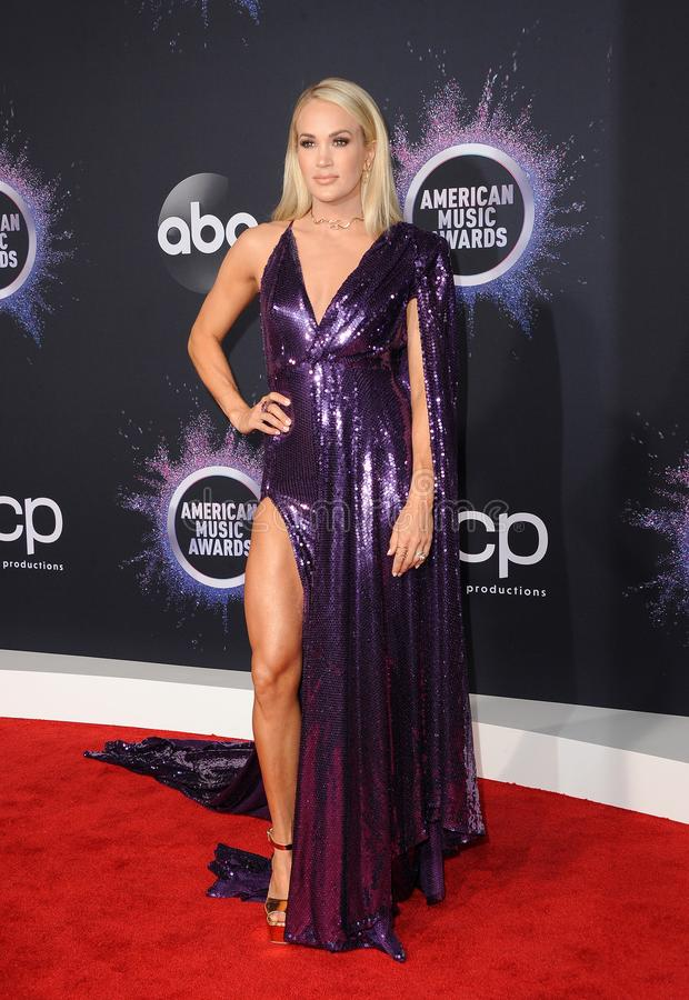 Carrie Underwood stock photography