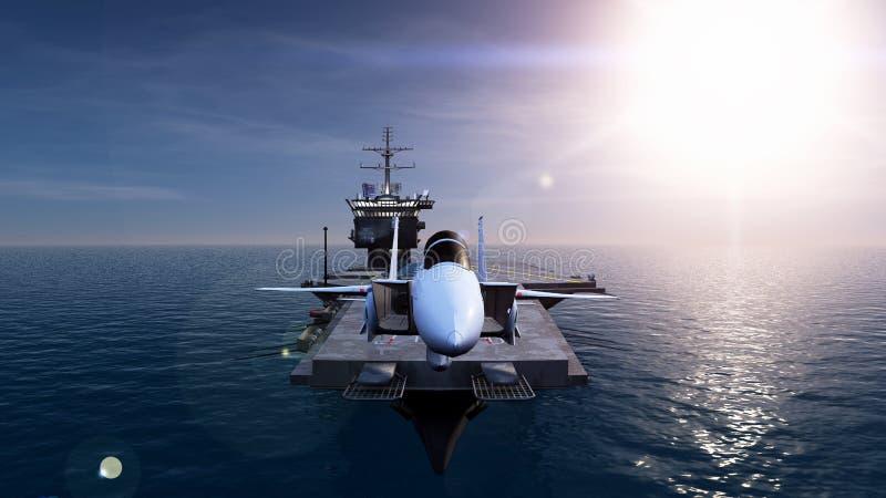 carrier vector illustratie