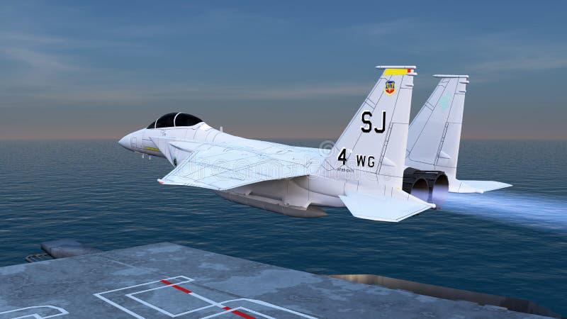 carrier royalty-vrije illustratie