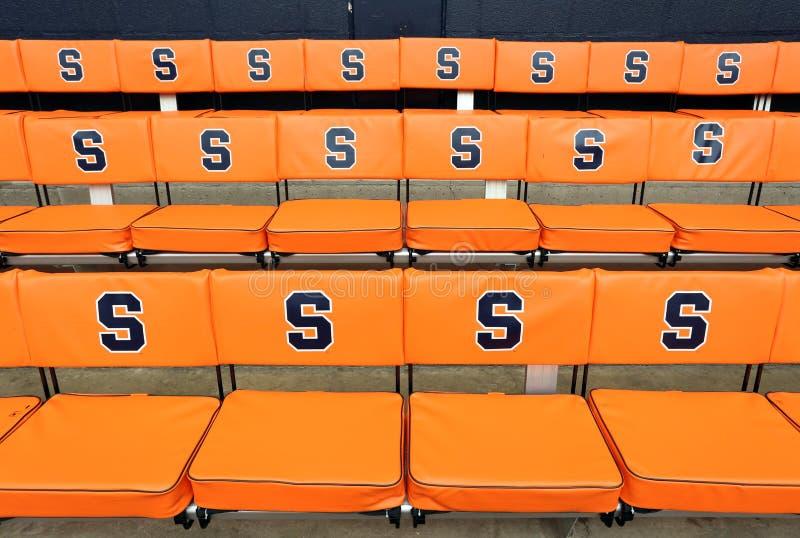 Carrier Dome all'università di Syracuse fotografia stock