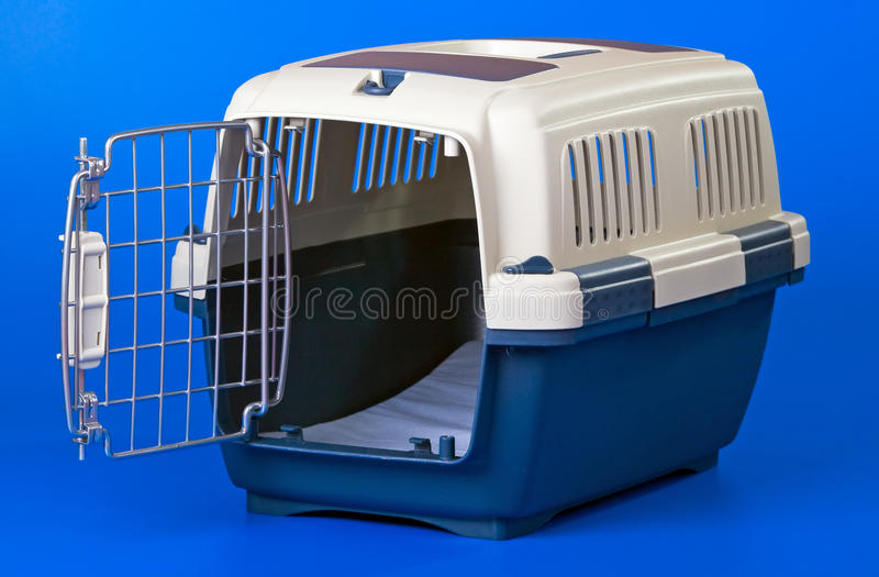 Download Carrier for pets stock photo. Image of carrier, crate - 9443152