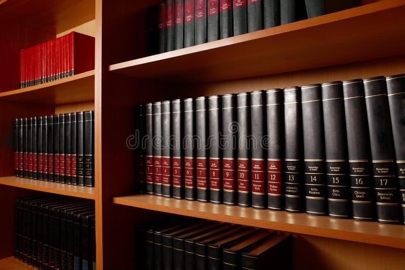 Carrinho da biblioteca imagem de stock royalty free