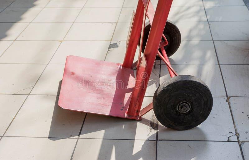 Carriola di ruota fotografia stock libera da diritti