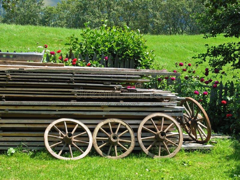 Download Carro foto de stock. Imagem de grama, transporte, árvores - 10055674