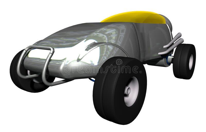 carro 4x4 ilustração do vetor