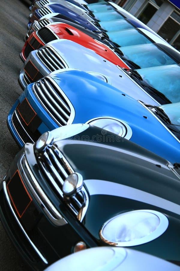 Carro 5 imagens de stock royalty free