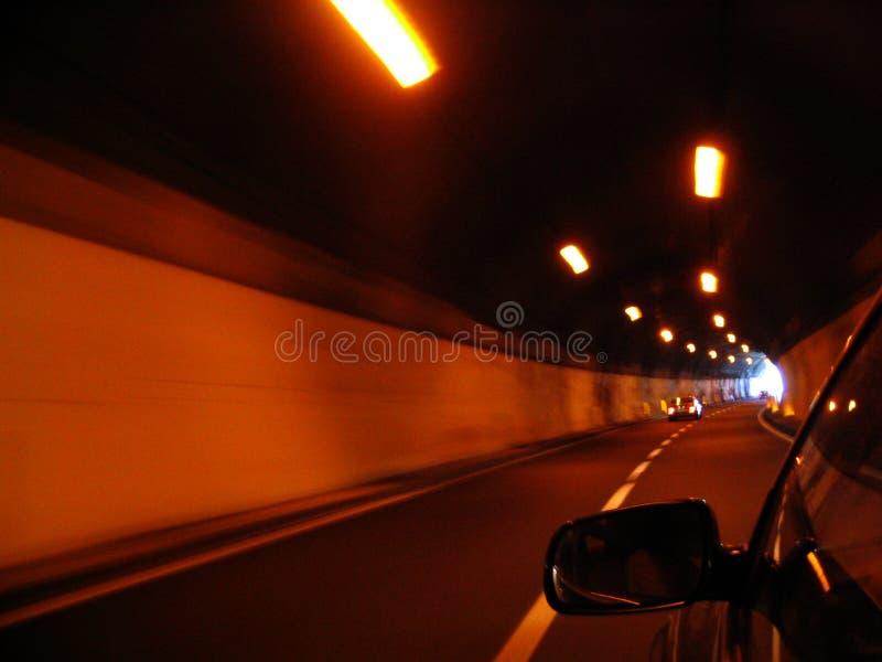 Download Carro? imagem de stock. Imagem de concreto, escuro, túnel - 542693