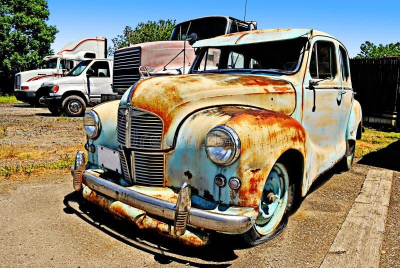 Carro americano antigo foto de stock royalty free