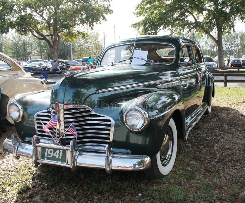 Carro americano clássico imagens de stock royalty free