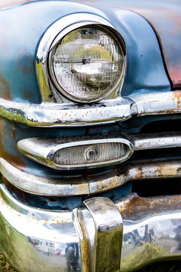 Carro americano clássico fotos de stock