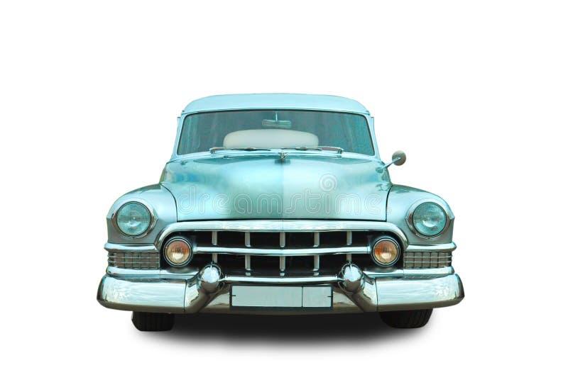 Carro americano do oldtimer fotografia de stock