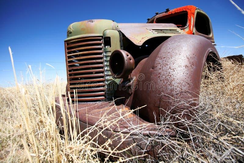 Carro americano retro imagem de stock