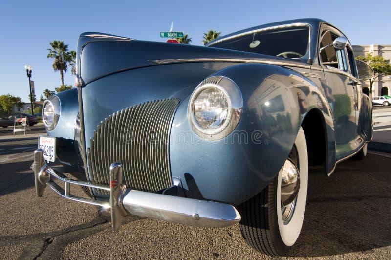 Carro americano velho fotos de stock royalty free