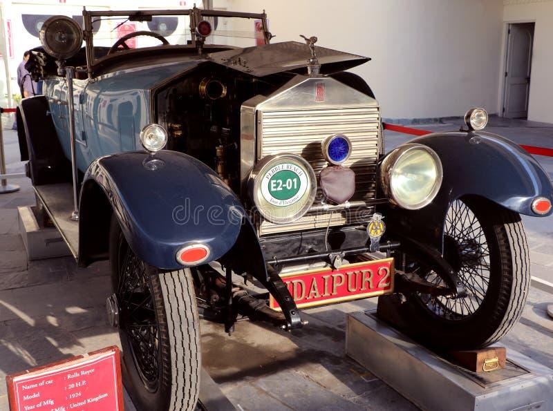 Carro antigo de Rolls Royce fotos de stock