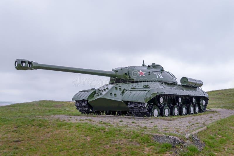Carro armato IS-3 fotografia stock